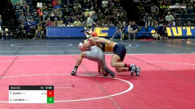 133 lbs Round Of 32 - Ty Smith, Drexel vs Colton Landers, Chattanooga
