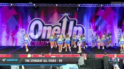 The Stingray All Stars - UV [2021 L4.2 Senior - Medium Day 2] 2021 One Up National Championship