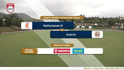 Replay: Group B (1st vs 2nd) - 2021 Netherlands XI vs Austria | Sep 24 @ 11 AM