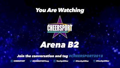 Rockstar Cheer Jax - FloRida [2018 Senior Small 3 Division B Day 2] CHEERSPORT- National Cheerleading Championship