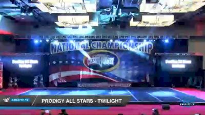 Prodigy All Stars - Twilight [2021 L5 Senior Coed Day 2] 2021 ACP Southern National Championship