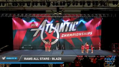 RAMS All Stars - BLAZE [2020 L3 Junior - D2 Day 2] 2020 Mid-Atlantic Championships