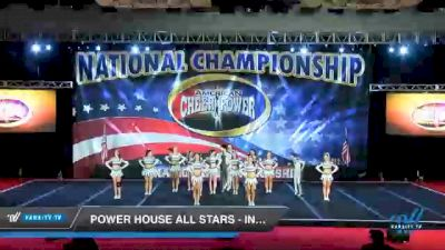 Power House All Stars - Invincible [2021 L4.2 Senior Coed Day 3] 2021 ACP Southern National Championship