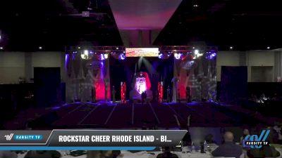 Rockstar Cheer Rhode Island - Big Tymers [2021 L2 Senior - Small Day 2] 2021 Queen of the Nile: Richmond