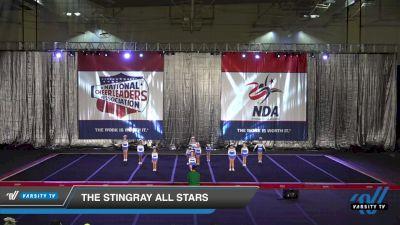 The Stingray All Stars [2021 L1.1 Mini - PREP] 2021 NCA Atlanta Classic DI & DII
