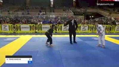 HOOMAUIKAIKAOLAOKAMA TAMEHAMEHA vs JONATHAN THOMAS BECKER 2021 Pan Kids Jiu-Jitsu IBJJF Championship