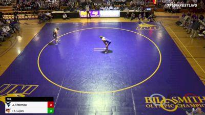 184 lbs Taylor Lujan vs Jackson Moomau