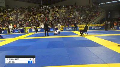 RENATO GUIMARAES CARDOSO vs MATHEUS GODOY ROMERO 2019 World Jiu-Jitsu IBJJF Championship