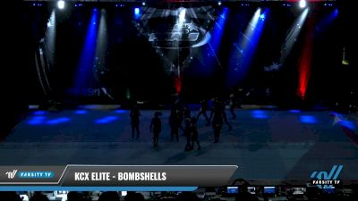 KCX Elite - Bombshells [2021 L1 Senior - D2 - Small Day 2] 2021 The U.S. Finals: Pensacola