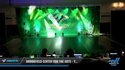 Brookfield Center for the Arts - Youth All Stars [2021 Youth - Jazz - Large Day 3] 2021 CSG Dance Nationals