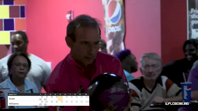 Norm Duke Left Stunned After Missing 9 Pin