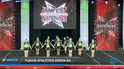 Fusion Athletics Green Bay - Supremacy [2021 L4 Senior Coed - D2 - Small Day 1] 2021 JAMfest Cheer Super Nationals