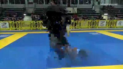 ELISABETH ANN CLAY vs KENDALL MARIE REUSING 2021 Pan IBJJF Jiu-Jitsu No-Gi Championship