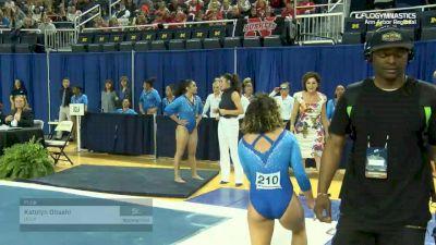 Katelyn Ohashi - Floor, UCLA - 2019 NCAA Gymnastics Ann Arbor Regional Championship