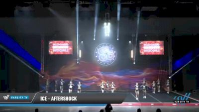 ICE - Aftershock [2021 L6 Senior - XSmall Day 1] 2021 GLCC: The Showdown Grand Nationals