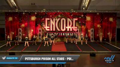 Pittsburgh Poison All Stars - Poison Arrows [2021 L4 Junior - D2 Day 2] 2021 Encore Championships: Pittsburgh Area DI & DII