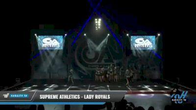 Supreme Athletics - Lady Royals [2021 L5 Senior Day 2] 2021 COA: Midwest National Championship
