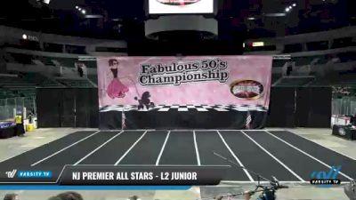 NJ Premier All Stars - L2 Junior [2021 Dynasty] 2021 ACP Disco Open Championship: Trenton