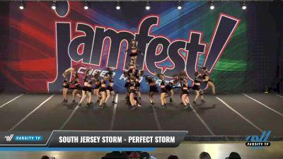 South Jersey Storm - Perfect Storm [2021 L3 - U19 Coed Day 1] 2021 JAMfest: Liberty JAM