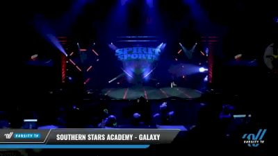 Southern Stars Academy - Galaxy [2021 L1 Junior - D2 - Small Day 2] 2021 Spirit Sports: Battle at the Beach