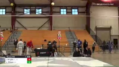Isiah Wright vs Leonard Ellison 2020 Colorado State Championships