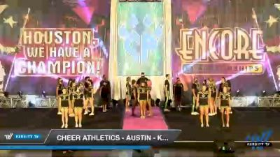 Cheer Athletics - Austin - Kryptonite [2020 L6 International Open Coed - NT Day 1] 2020 Encore Championships: Houston DI & DII