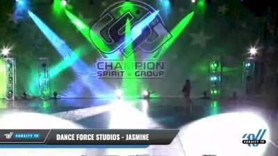 Dance Force Studios - Jasmine [2021 Junior - Solo - Jazz Day 1] 2021 CSG Dance Nationals