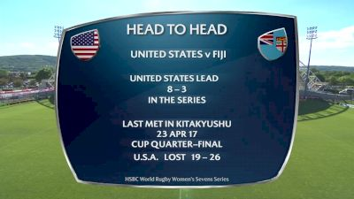 HSBC Sevens: USA vs Fiji 5th Place