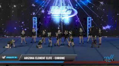Arizona Element Elite - Chrome [2021 L1 Youth - Small Day 2] 2021 The U.S. Finals: Phoenix