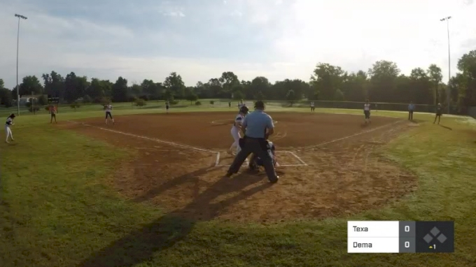 Demarini Aces Taylor vs. Texas Glory Naudin