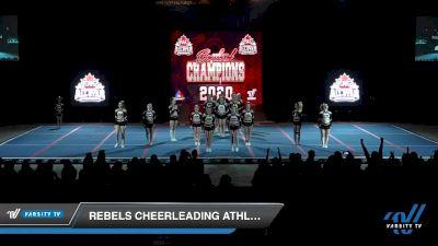 Rebels Cheerleading Athletics - Smoke [2020 L5 International Open Day 2] 2020 PAC Battle Of Champions