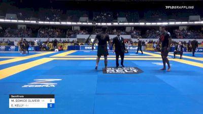 MARCELO GOMIDE OLIVEIRA vs ELIOT KELLY 2019 World IBJJF Jiu-Jitsu No-Gi Championship