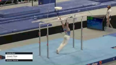 Joseph Pepe - Parallel Bars, North Valley Gym - 2021 US Championships