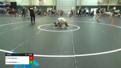 108 lbs Consolation - Dylan Furstenau, Neligh-Oakdale vs Nick Dardanes, Bear Cave