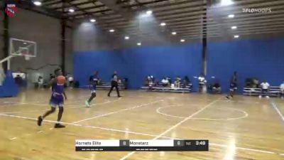 Monstarz vs. Hornets Elite - 2021 AAU Boys Championship (15U-17U and 20U)