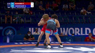 Replay: Mat B - 2021 Junior World Championships | Aug 20 @ 11 AM