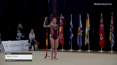 Sophie Crane - Ribbon, Jusco RGC