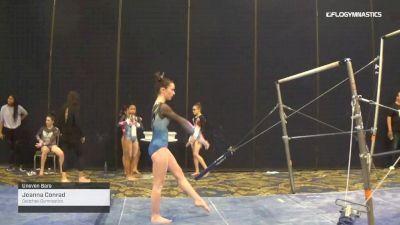 Joanna Conrad - Bars, Deltchev Gymnastics - 2019 Brestyan's Las Vegas Invitational