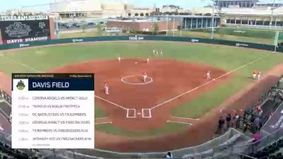 Tennessee Mojo vs. Rogue Fastpitch - 2020 Bombers Exposure Weekend - Davis Diamond - Pool Play