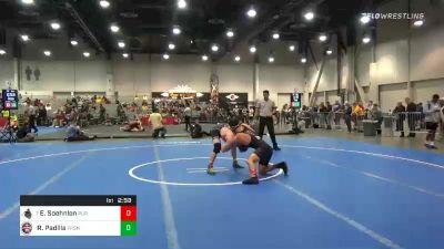 165 lbs Prelims - Emil Soehnlen, Purdue vs Ricky Padilla, Fresno State