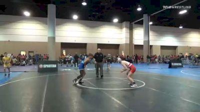 136 lbs Prelims - Blue Stiffler, Roundtree Wrestling Academy vs Camden Arbogast, New Hampshire