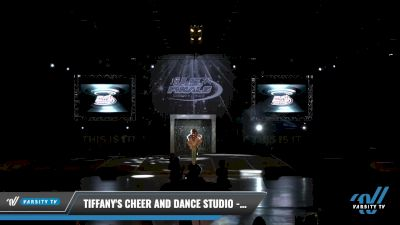Tiffany's Cheer and Dance Studio - Dance Champions Pom [2021 Youth - Pom Day 2] 2021 The U.S. Finals: Louisville