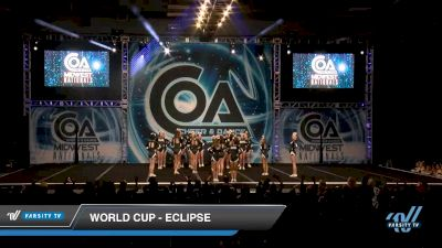 World Cup - Eclipse [2020 L2 Senior - Medium Day 2] 2020 COA: Midwest National Championship
