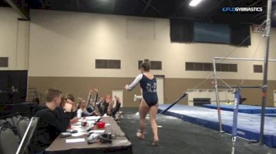 Annie Beck - Bars, Utah State - Elevate the Stage - Toledo (NCAA)