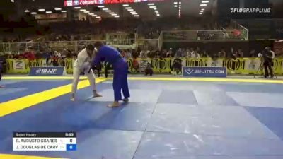 GUILHERME AUGUSTO SOARES SANTOS vs JACKSON DOUGLAS DE CARVALHO BATI 2021 Pan Jiu-Jitsu IBJJF Championship