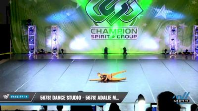 5678! Dance Studio - 5678! Adalie Major [2021 Youth - Solo - Jazz Day 1] 2021 CSG Dance Nationals