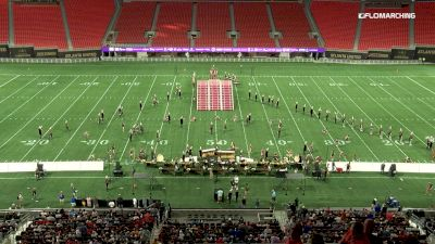 The Cadets at DCI Southeastern Championship - July 27