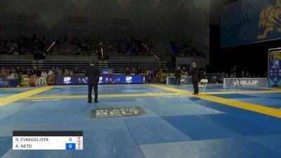 RICARDO EVANGELISTA vs ANTONIO NETO 2019 Pan Jiu-Jitsu IBJJF Championship