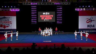 University of Maine Orono [2018 Intermediate All-Girl Division I Finals] NCA & NDA Collegiate Cheer and Dance Championship