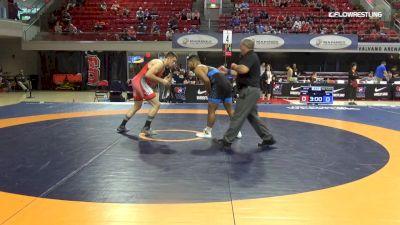 97 lbs 3rd Place - Eric Twohey, Minnesota Storm vs Nicholas Boykin, Sunkist Kids Wrestling Club